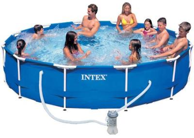 bestel intex frame pool online intex zwembaden kopen. Black Bedroom Furniture Sets. Home Design Ideas